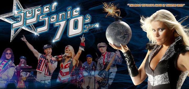 Supersonic70s @ Tivoli Theatre - Wimborne Minster, United Kingdom