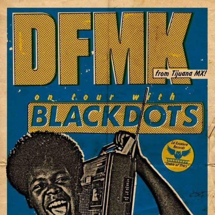 Black Dots Tour Dates