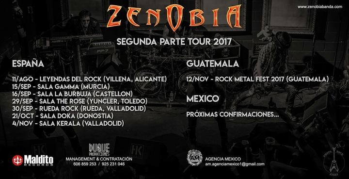 Victor de Andres @ Rock Metal Fest 2017 - Guatemala, Guatemala