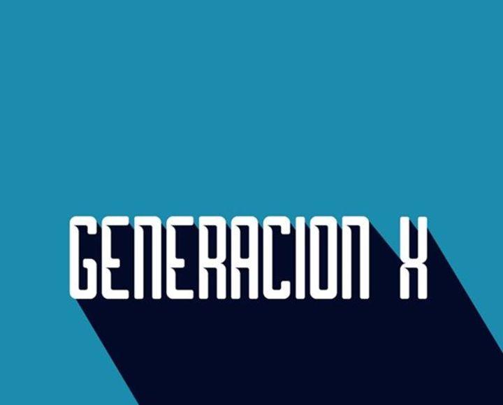 Generacion X Tour Dates