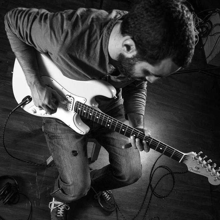 Hugo Basualdo - Musica @ QuetJam Club @ El Quetzal - Buenos Aires City, Argentina