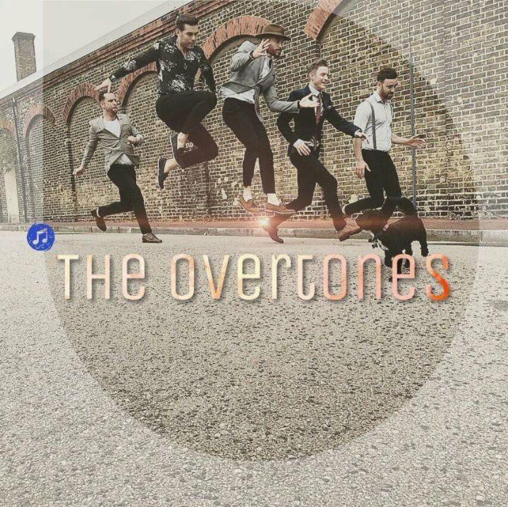 The Overtones Latinoamérica Tour Dates