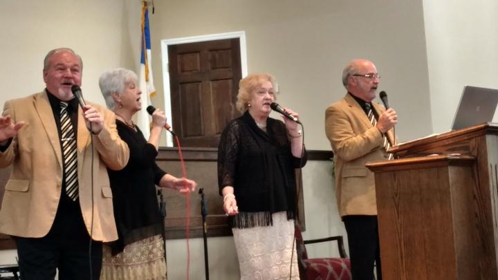Heartfelt Quartet @ Collins Baptist Church - Collins, GA