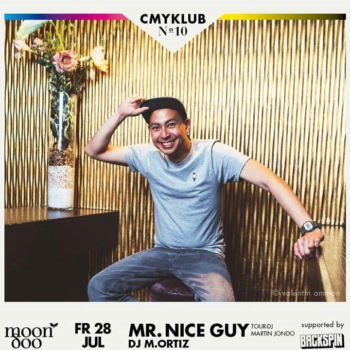 Mr. Nice Guy Tour Dates