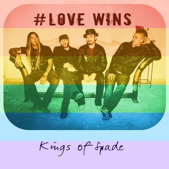 KINGS OF SPADE @ Lexington Village Theatre - Lexington, MI