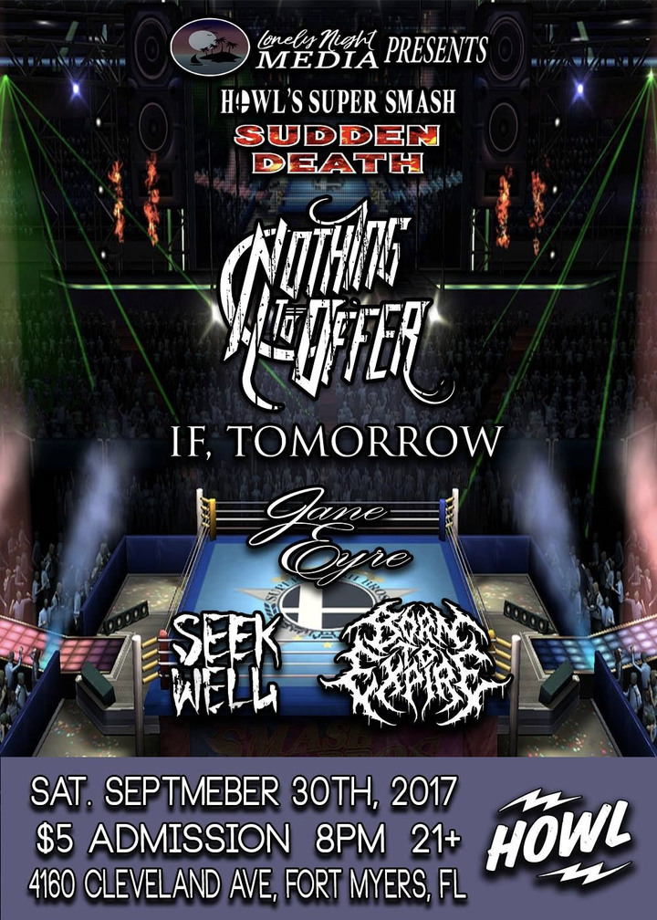 Nothing To Offer @ HOWL - Fort Myers, FL