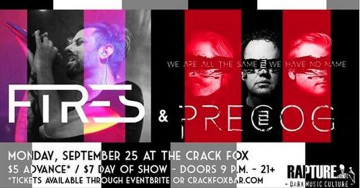 Precog @ The Crack Fox Bar - St Louis, MO