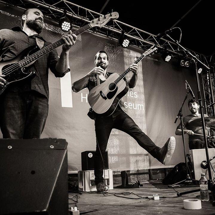 Joel Havea @ FluxFM Bergfest - Berlin, Germany