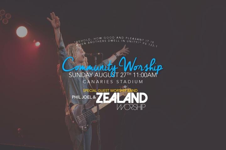 Zealand @ City Fest (Lifelight) - Sioux Falls, SD