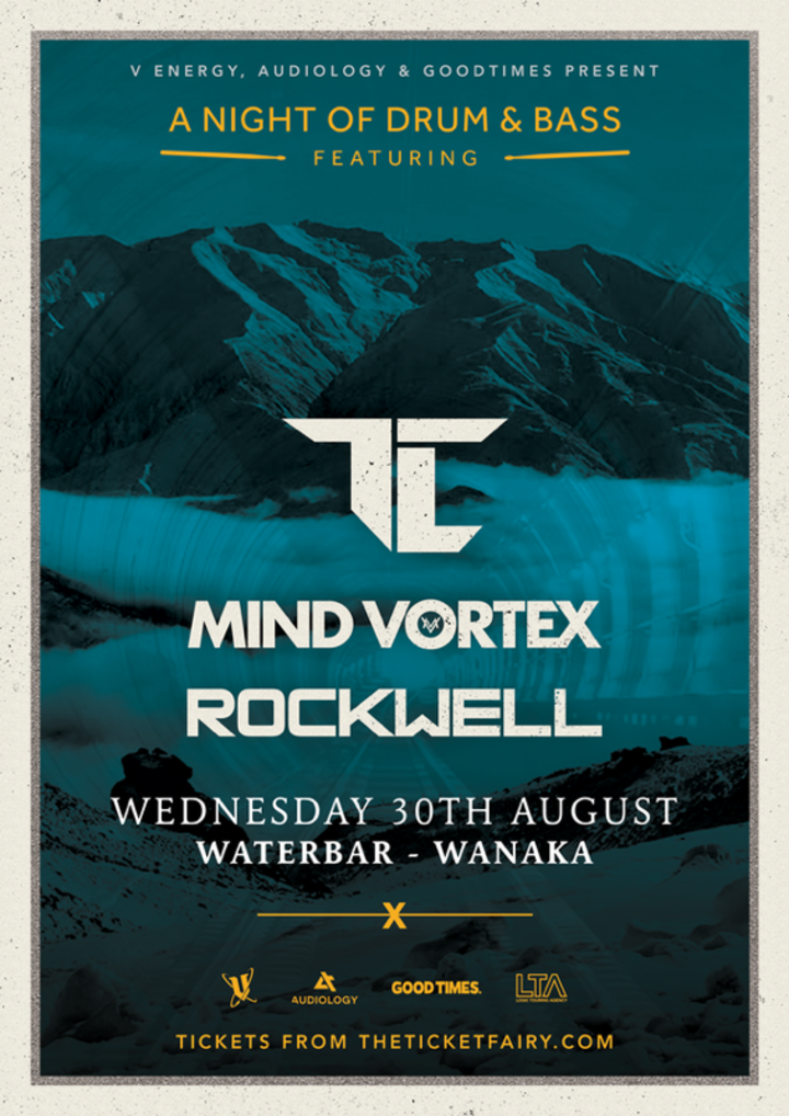Rockwell @ Waterbar - Wanaka, New Zealand