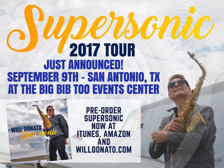 Will Donato II @ The Big Bib Too Events Center - San Antonio, TX