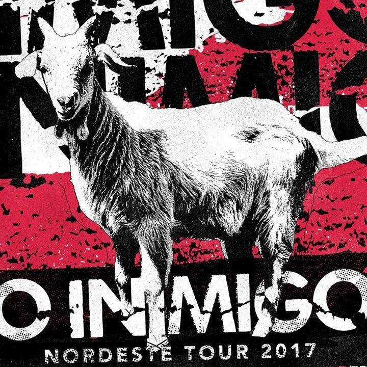 O Inimigo Tour Dates