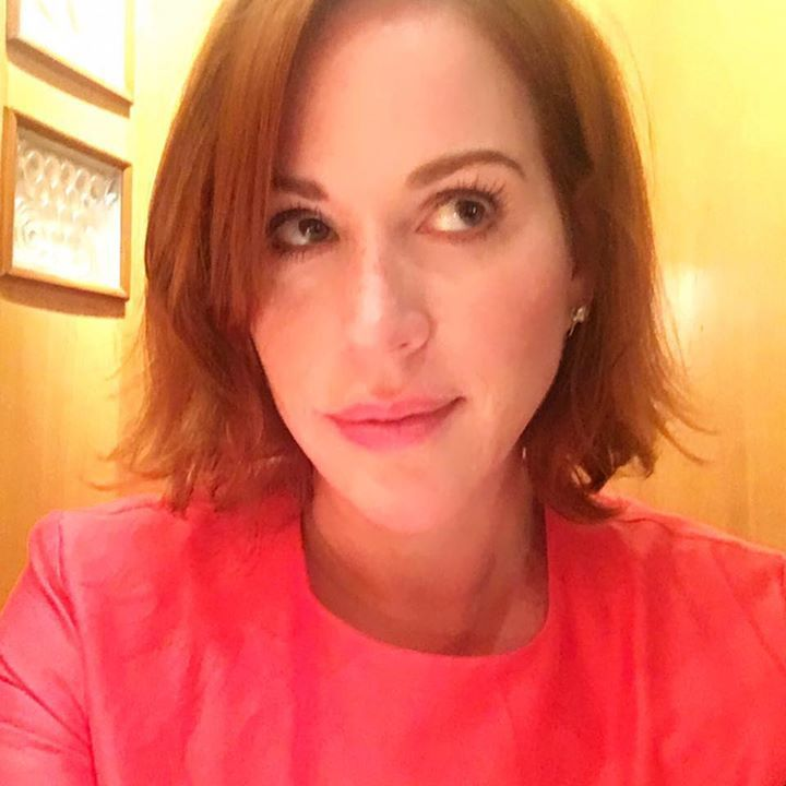 Molly Ringwald @ FirstOntario Performing Arts Centre - St. Catharines, Canada