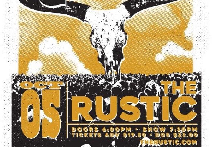 Corey Kent White @ The Rustic - Dallas, TX