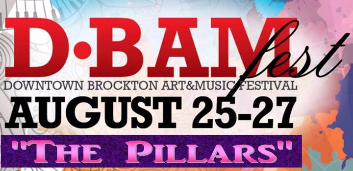 The Dreaming insomniacs @ D . BAM Fest @ Stacy Adams Cultural Arts Building - Brockton, MA