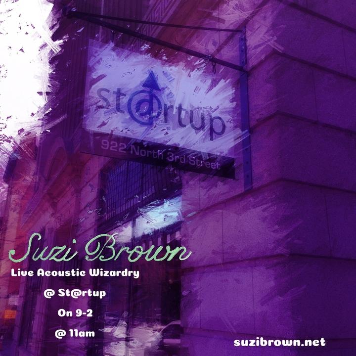 Suzi Brown @ St@rtup - Harrisburg, PA