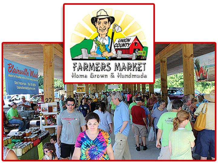 Jayna Jennings @ Union County Farmers Market  - Blairsville, GA