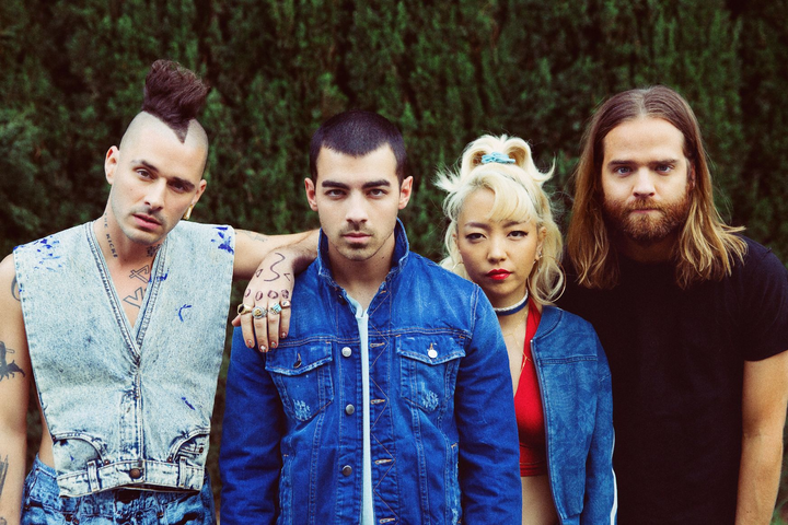 DNCE @ SummerStage, Central Park - Central Park - New York, NY