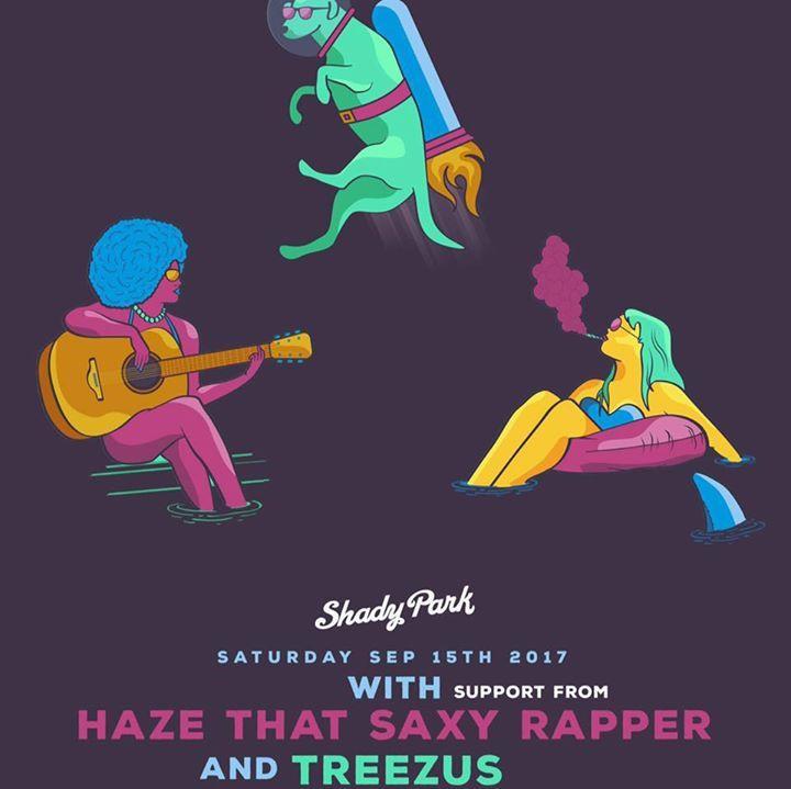 Treezus Tour Dates
