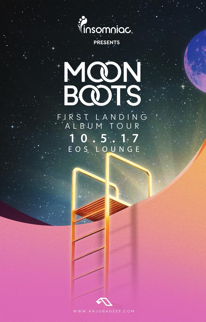 Moon Boots @ EOS Lounge - Santa Barbara, CA