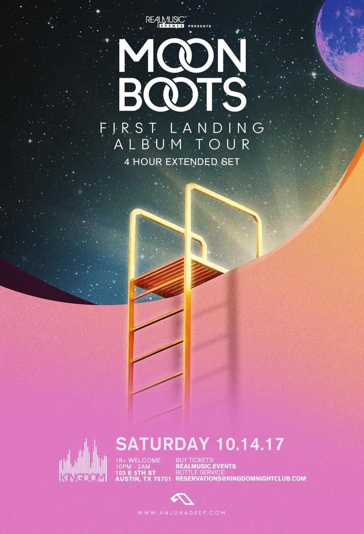 Moon Boots @ Kingdom - Austin, TX