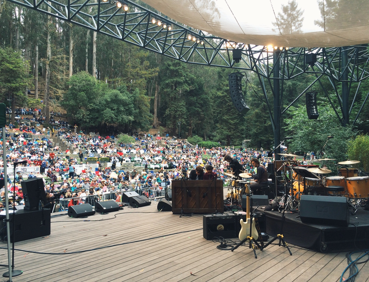 John Brothers Piano Company @ Village Green Festival  - Olympic Valley, CA