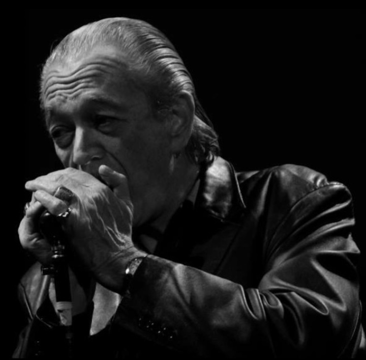 Charlie Musselwhite Fan Page @ Sonoma County Blues Festival  - Rohnert Park, CA