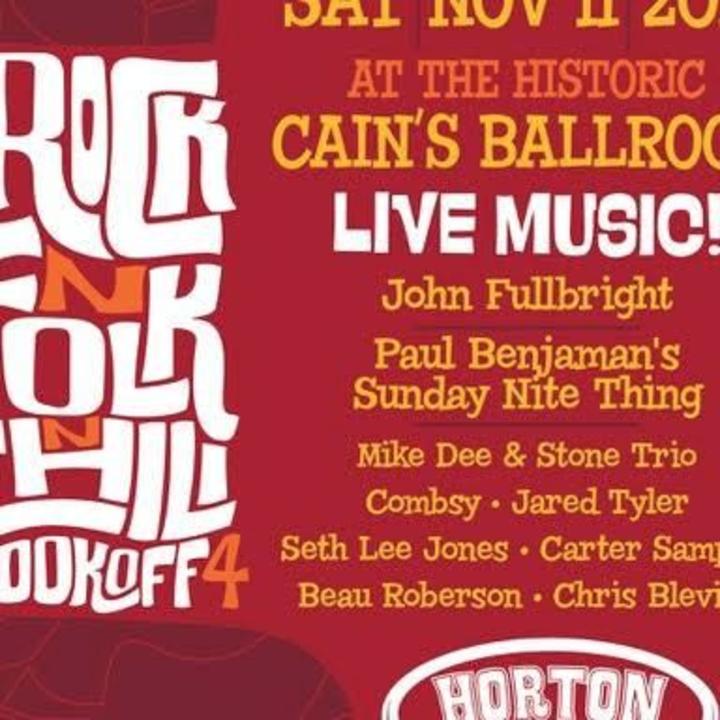 John Fullbright @ Cain's Ballroom - Tulsa, OK