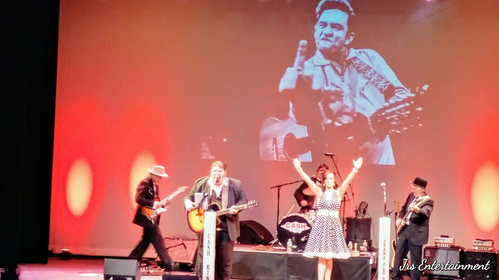 CASH is KING : Johnny Cash Tribute Show @ Daryl's House Club - Pawling, NY