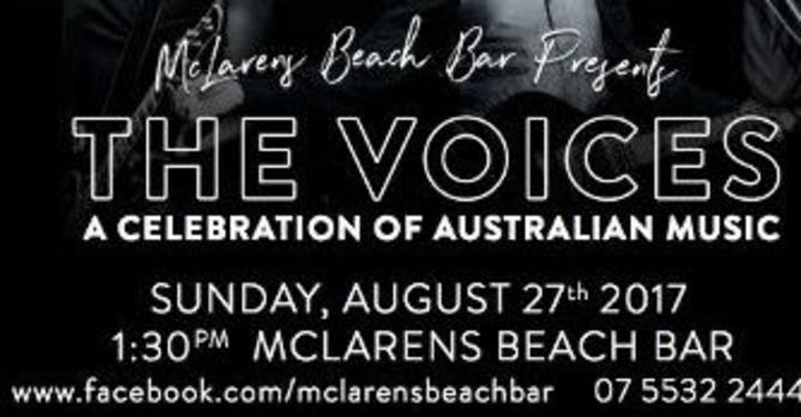 Jason Singh @ McLarens Beach Bar  - South Stradbroke, Australia
