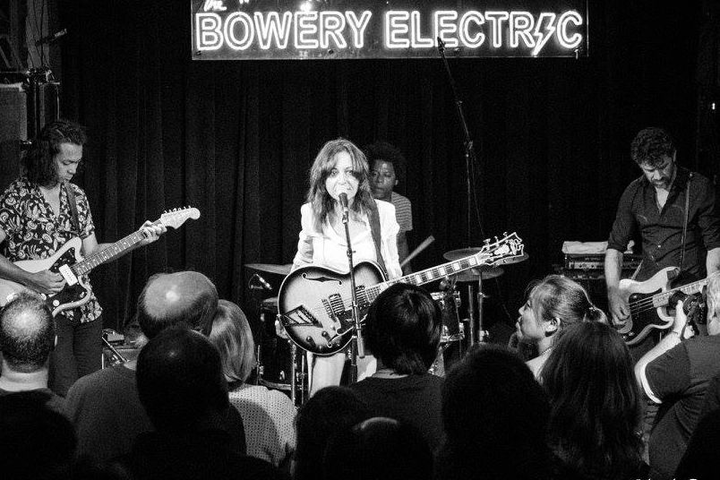 Diane Gentile @ The Bowery Electric - New York, NY