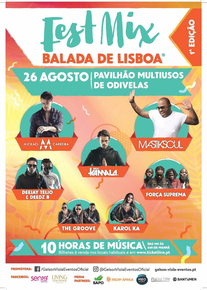 MastikSoul @ Pavilhão Multiusos Odivelas - Odivelas, Portugal
