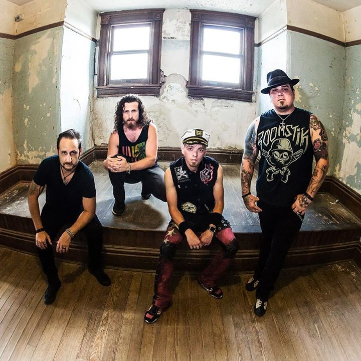 Black Stone Cherry @ Green Bay Distillery - Ashwaubenon, WI