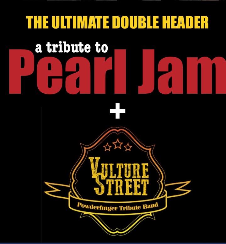 A Tribute to Pearl Jam and Powderfinger @ Ocean Beach Hotel - Umina Beach, Australia
