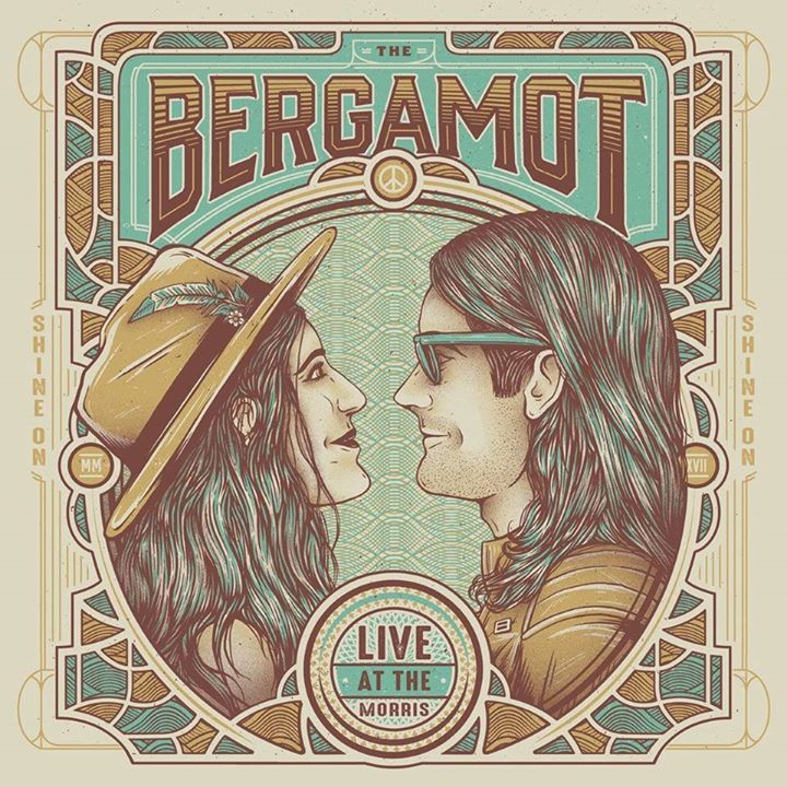 The Bergamot Tour Dates