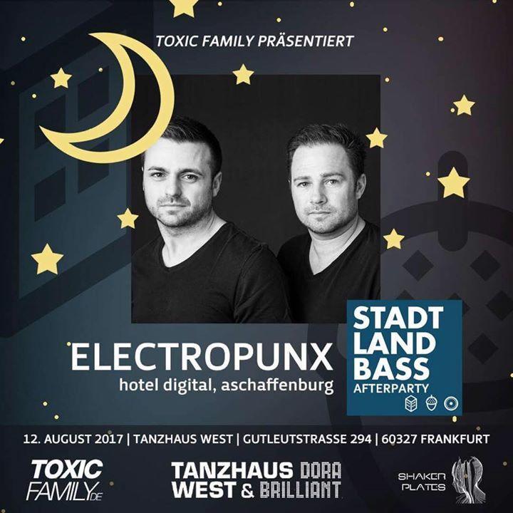 ElectroPunx Tour Dates