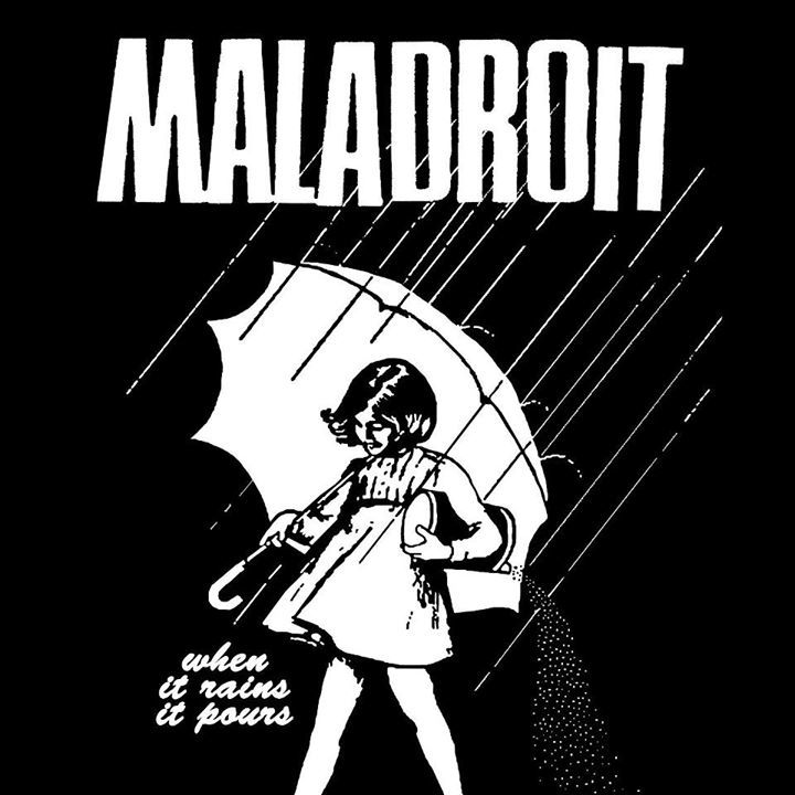 Maladroit @ L'Anti - Quebec, Canada