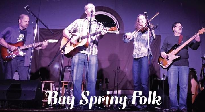 Bay Spring Folk @ 7th Annual Local Brew Fiddle 'n Folk Festival - Barrington, RI