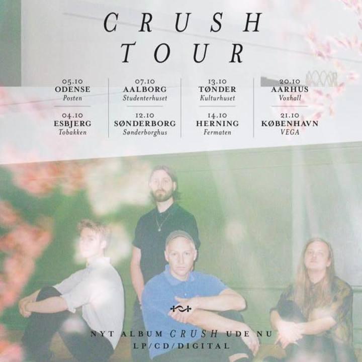 The Rumour Said Fire Tour Dates
