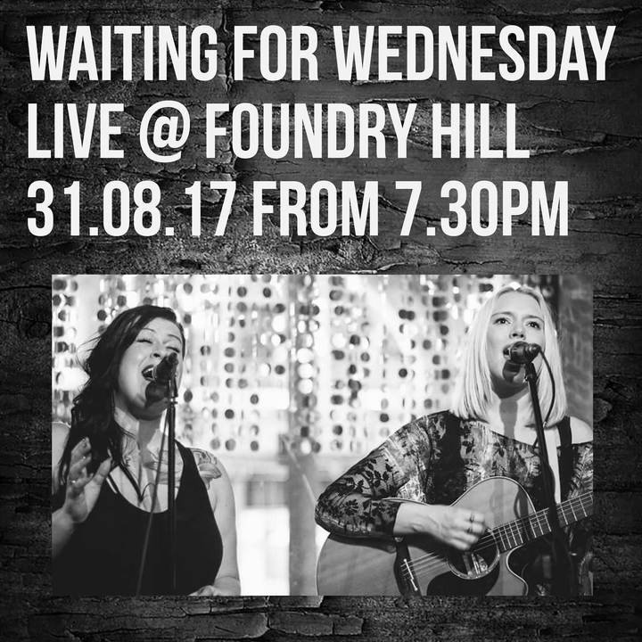 Waiting for Wednesday @ Foundry Hill - Bingley, United Kingdom