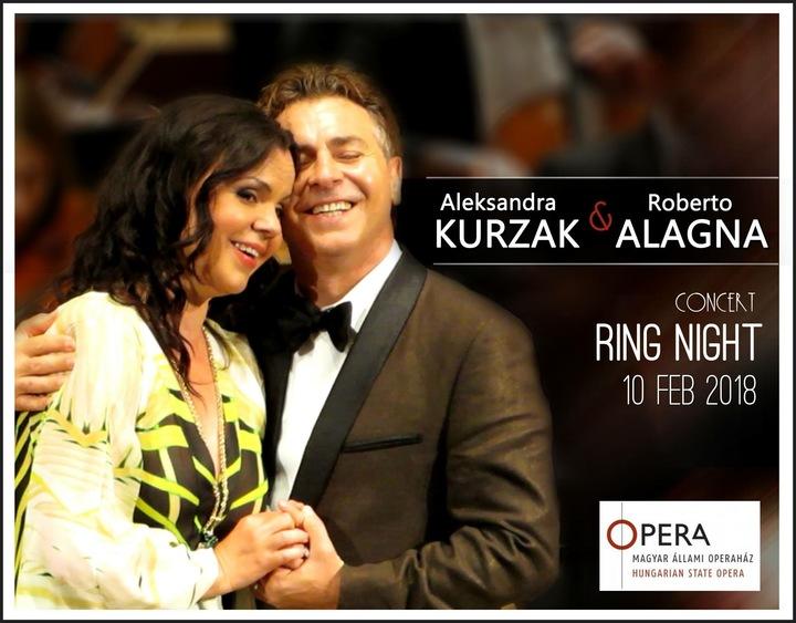 Roberto Alagna @ CONCERT (Erkel Theatre - Hungarian State Oper) - Budapest, Hungary