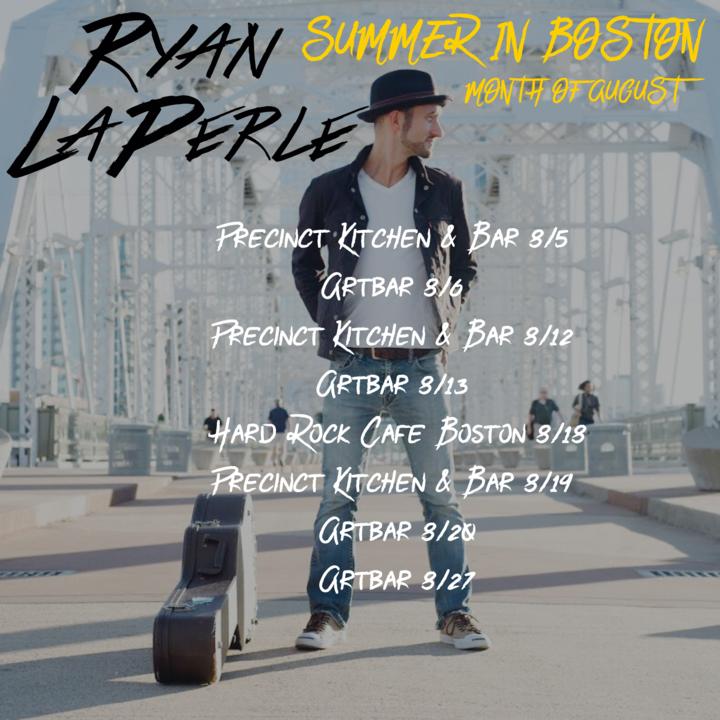 Ryan Laperle @ Precinct Kitchen & Bar - Boston, MA