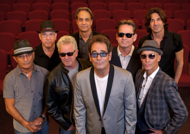 Huey Lewis & The News @ Mohegan Sun Arena - Uncasville, CT