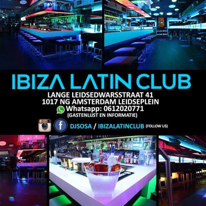 Ibiza Lounge Club Tour Dates