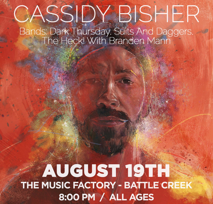 Cassidy Bisher @ The Music Factory - Battle Creek, MI