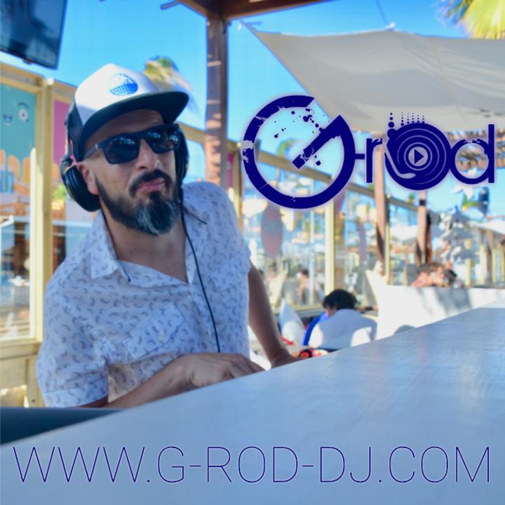 G-rod Dj aka Gil Rodrigues Tour Dates