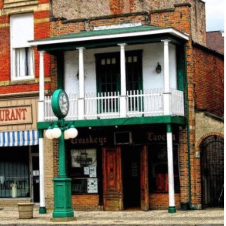 The Goosetown Astonishers @ Crosskeys Tavern  - Chillicothe, OH