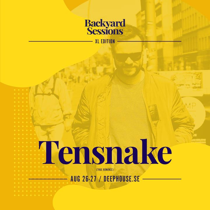 Tensnake @ Backyard Sessions XL - Malmo, Sweden