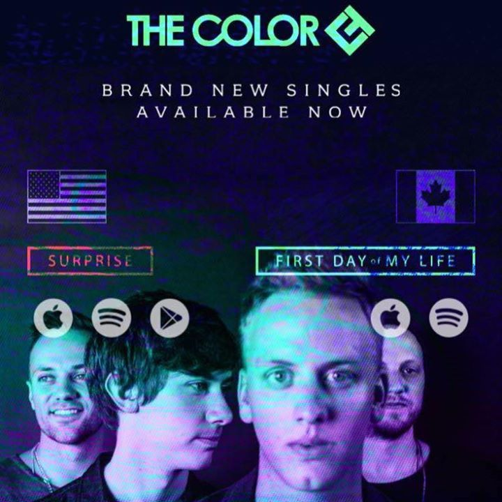 The Color Tour Dates