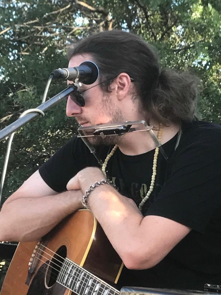 Matthew Marcus McDaniel @ Private Show - Daingerfield, TX